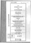 Noak v. Idaho Dept. of Correction Clerk's Record v. 6 Dckt. 37788