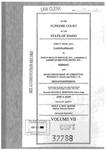 Noak v. Idaho Dept. of Correction Clerk's Record v. 7 Dckt. 37788