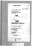 State v. Watkins Clerk's Record v. 2 Dckt. 37906