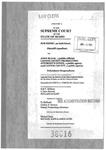 Henry v. Taylor Clerk's Record v. 1 Dckt. 38016