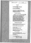 Farber v. Idaho State Ins. Fund Clerk's Record v. 1 Dckt. 38140