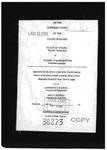 State v. Marmentini Clerk's Record Dckt. 38273