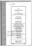 State v. Moore Clerk's Record Dckt. 38285