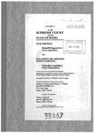 Hestead v. CNA Supply Clerk's Record v. 1 Dckt. 38467