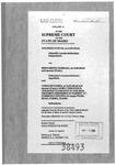 Cuevas v. Barraza Clerk's Record v. 1 Dckt. 38493