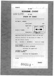 State v. Hanson Clerk's Record Dckt. 38512