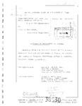 Ball v. City of Blackfoot Transcript Dckt. 38530
