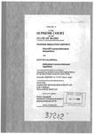 Pioneer Irrigation District v. City of Caldwell Clerk's Record v. 1 Dckt. 37242