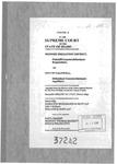 Pioneer Irrigation District v. City of Caldwell Clerk's Record v. 2 Dckt. 37242
