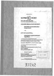 Pioneer Irrigation District v. City of Caldwell Clerk's Record v. 5 Dckt. 37242