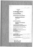 Pioneer Irrigation District v. City of Caldwell Clerk's Record v. 9 Dckt. 37242