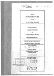 State v. Thumm Clerk's Record v. 1 Dckt. 37512