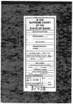 Hoffman v. State Clerk's Record v. 2 Dckt. 37938