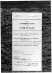 Lakeland True Value Hardware v. Hartford Fire Insurance Co Clerk's Record v. 1 Dckt. 37987