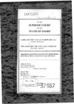 Lakeland True Value Hardware v. Hartford Fire Insurance Co Clerk's Record v. 12 Dckt. 37987
