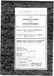 Lakeland True Value Hardware v. Hartford Fire Insurance Co Clerk's Record v. 6 Dckt. 37987