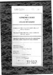 Lakeland True Value Hardware v. Hartford Fire Insurance Co Clerk's Record v. 7 Dckt. 37987