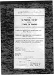 Lakeland True Value Hardware v. Hartford Fire Insurance Co Clerk's Record v. 9 Dckt. 37987