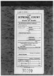 Silver Eagle Mining Co v. State Clerk's Record v. 2 Dckt. 38059