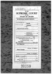 Silver Eagle Mining Co v. State Clerk's Record v. 3 Dckt. 38059