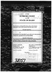 Estate of Holland v. Metropolitan Property and Cas. Ins. Co. Clerk's Record v. 1 Dckt. 38157