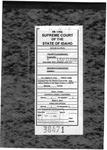Clayson v. Zebe Clerk's Record v. 4 Dckt. 38471