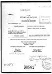 Buku Properties v. Clark Clerk's Record v. 2 Dckt. 38561