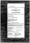 Johnson v. North Idaho College Clerk's Record v. 1 Dckt. 38605