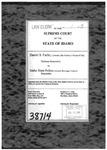 Fuchs v. Idaho State Police Clerk's Record Dckt. 38714