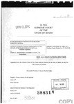 Quemada v. Arizmendez Clerk's Record Dckt. 38831