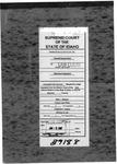 Clair v. Clair Clerk's Record v. 1 Dckt. 39188