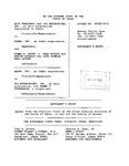Vanderwal v. Albar, Inc. Appellant's Brief Dckt. 38085
