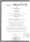 McCallister v. Dixon Clerk's Record v. 1 Dckt. 38196