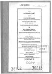 Hobson Manufacturing Corp. v. SE/Z Const. Clerk's Record v. 2 Dckt. 38202