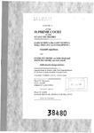 Duspiva v. Fillmore Clerk's Record v. 1 Dckt. 38480
