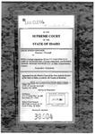 Edwards v. Mortgage Electronic Registration Clerk's Record Dckt. 38604