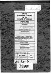 Grazer v. Jones Clerk's Record v. 3 Dckt. 38852