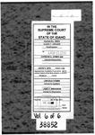 Grazer v. Jones Clerk's Record v. 6 Dckt. 38852