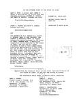 Ross v. Dorsey Appellant's Reply Brief Dckt. 39152