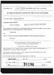 A & B Irr. Dist. V. IDWR Clerk's Record v. 1 Dckt. 39196