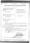 Telford Lands LLC v. Cain Augmentation Record 1 Dckt. 39466