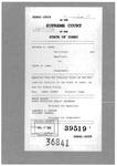 State v. Jones Clerk's Record Dckt. 39519