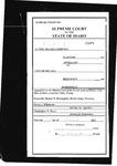 Alpine Village Co. v. City of McCall Clerk's Record v. 1 Dckt. 39580