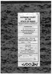 Bank of Commerce v. Jefferson Enterprises Clerk's Record v. 3 Dckt. 40034