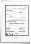 Johnson v. State Clerk's Record v. 5 Dckt. 38769