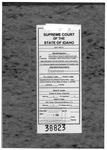 Nield v. Pocatello Health Services Clerk's Record v. 5 Dckt. 38823