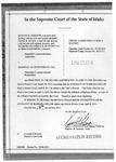 Johnson v. Highway 101 Investments, LLC Augmentation Record Dckt. 39160