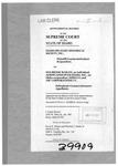 Idaho Military Historical Society v. Maslen Clerk's Record v. 5 Dckt. 39909