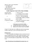 State v. L'Abbe Respondent's Brief 1 Dckt. 41212
