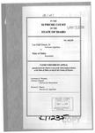 Green v. State Clerk's Record v. 1 Dckt. 41235